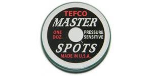 Tefco spots – tin of 12